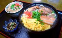 だし練り込む麺が人気 今帰仁村仲宗根「まんてん」