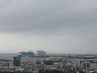 昼過ぎから晴れ間が見えてきましたが、予報では再び曇りや雨。土砂災害にはご注意ください。