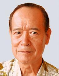 琉球大の池田孝之名誉教授