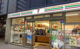 2~3年内の沖縄進出が検討されているセブンイレブン=東京都内