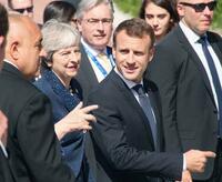 米抜きイラン核合意、加盟国支持 EU、28加盟国「結束対応」