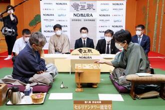 豊島、将棋竜王戦で先勝 羽生は100期に挑む | 共同通信 ニュース ...