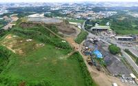 ごみ山、沖縄県が性質調査へ 今夏にも 情報集め処理法を判断
