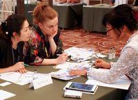 国内外へ沖縄売り込む 県内3金融機関が商談会