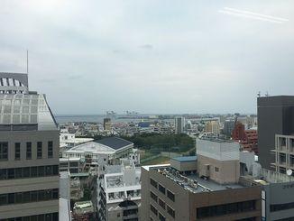 3日は曇りがちで、すごしやすい一日でした。4日は雨が降るとところもありそうです。空模様にお気を付けください。