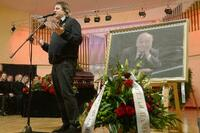 ロシア作曲家追悼お別れの会 シャインスキー氏