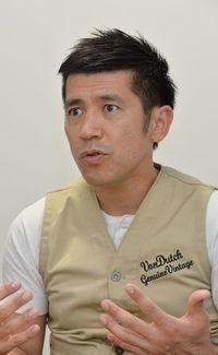 映画「沖縄を変えた男」 主演のゴリ「厳しかった役作り。だからこそ、全国で見てほしい」
