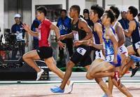 男子100、桐生や山県ら決勝へ 女子1万は松田連覇、日本陸上