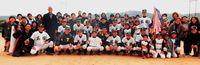 声援が力 高嶺中逆転V/島尻地区新人軟式野球/地域一丸 決勝に350人/糸満 部員12人 皆に感謝