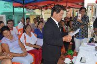 沖縄の心、子々孫々へ ボリビア移住110周年慰霊祭