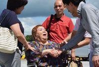 「娘の生きた証し、残したい」 平和の礎に刻銘、祈りささぐ 沖縄戦時「マラリア予防薬」で死亡の2歳児