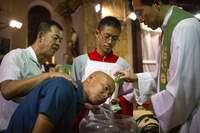 中国、司教任命権巡りバチカンと合意 「宗教の中国化」進める指導部 信者の権利保護、困難か