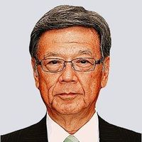 呉屋秀信氏死去:翁長知事「沖縄の巨星がまたひとつ旅立った」