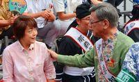 島尻沖縄相と翁長知事の会談、24日で調整