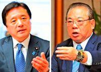「墜落だ」「そこまでではない」 防衛副大臣、温度差感じる沖縄行脚