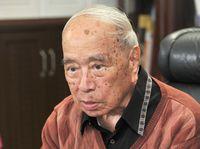 大田昌秀元知事 県民葬は7月26日午後2時、コンベンションセンターで