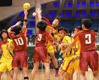 ハンド沖縄選抜、惜しくも準V 大分に18-19