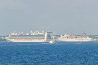 Cruise liner influx overwhelming Miyakojima's economy