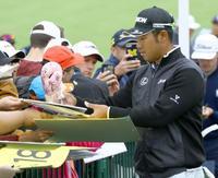 全米プロゴルフ、16日開幕 7度目松山、期待のウッズ