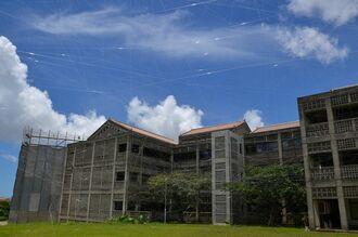(資料写真)沖縄県立芸術大学