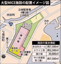 【深掘り】MICE 規模4万平方メートルに変更された背景