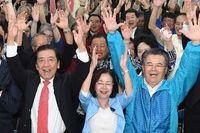 「絶対に落とせない戦い」自公維で勝つ 秋の沖縄知事選へ候補者選び加速