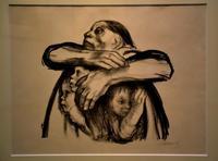 ケーテ・コルヴィッツ遺作を収蔵 佐喜眞美術館「沖縄と通じる、悲願の作品」