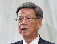 「移設先 本土の理解得られない」 安倍首相が沖縄基地負担減で言及