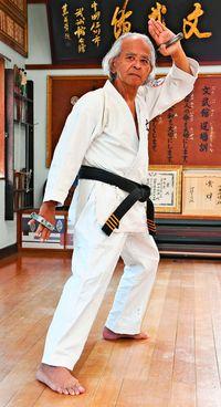 古武道、文芸活動の力に 「空手が持つ平和の思想、世界中へ広げたい」