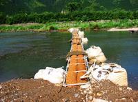 「世界の島国へ広めたい」 天然ヤシ繊維を活用、沖縄発の濁水処理技術がサモアへ