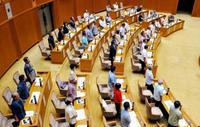 「沖縄県民を侮蔑」「反対派も暴言」 県議会「土人」抗議で繰り広げられた討論