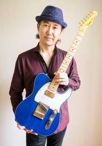 菊田俊介がライブツアー シカゴのシンガーと競演