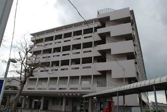 (資料写真)沖縄県立北部病院