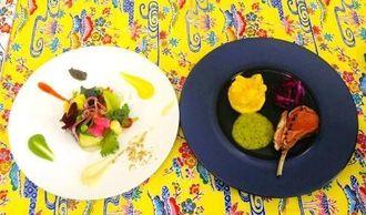 ノンポーク・ノンアルコール部門 コンドホテル「新鮮な沖縄野菜」