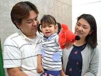 翁長希羽ちゃん死去 3歳、間質性肺炎 米で心臓移植手術成功