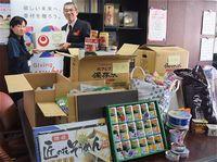 5日間で食料60キロ! 沖縄県庁職員がフードバンクに寄付