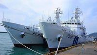 石垣に新造巡視船2隻 尖閣警備強化