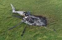 米軍ヘリ炎上 土壌から有害物質 沖縄・高江の私有地