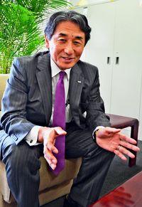 団体客が減り、個人旅行が浸透 今後の展望は 日本旅行社長・堀坂明弘氏に聞く