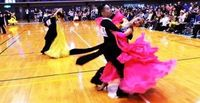 トップ選手 優雅にダンス 沖縄で11年ぶり大会