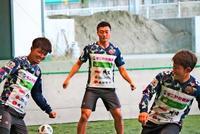 目前のJ2昇格へ FC琉球きょう長野戦