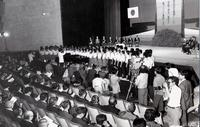 """44年前、沖縄県が""""産声""""を上げた場所 「文化の殿堂」那覇市民会館休館に思い複雑"""
