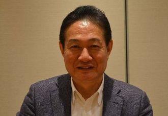 ピーチ・アビエーションの井上慎一代表取締役CEO