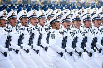 中国軍は「世界最強軍隊」目指す 著名軍人、米軍超え明言 | 共同通信 ...