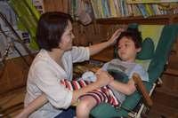 脳性まひ患う息子を救いたい 臍帯血移植の実現目指し、沖縄で団体発足