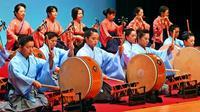 沖縄の芸道、進む意欲新たに タイムス選抜芸能祭
