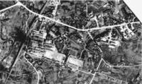 米軍空撮の3801枚公開 街並みや集落、戦中の沖縄鮮明に 県公文書館が公開