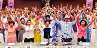 那覇市長選:再選へ実績訴える城間氏 争点が明確に