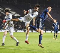 U―20日本は準優勝 サッカー親善大会