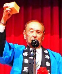 知事は「ハーメルンの笛吹き」/仲井真前知事が批判